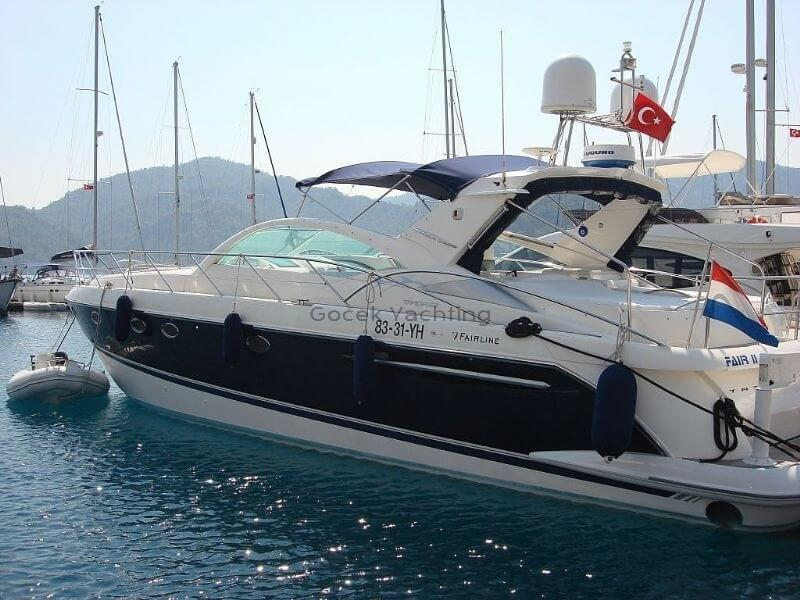 Fairline 2 teknesi